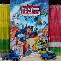 Angry Birds Transformers - BUKU ANAK