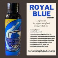 ROYAL BLUE - Vitamin Ikan Cupang 100ml