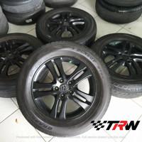 Velg mobil second oem Honda CR-V Ring 17 ban Dunlop series