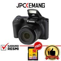 Canon PowerShot SX430 IS GARANSI RESMI