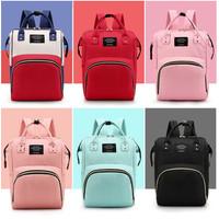 Tas Perlengkapan Bayi Ransel Diaper Bag Backpack Mommy replica Anello
