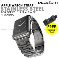 Strap Apple Watch iWatch Stainless Steel for Series 1 2 3 4 5 6 SE