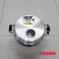 Loyang Kue/Backing Pan Bima Alumunium 24cm(6Telur)