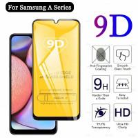 Tempered Glass Samsung A02s A750 A7 A10 A10s A11 A12 AntiGores Full