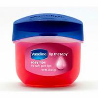 Vaseline Lip Therapy Rosy Lips 7gr Lipbalm Pelembab Bibir