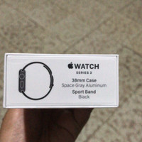 apple watch series 3 grey 38mm