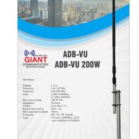 Antena Dual Band HT RIG Base Antenna VHF UHF 144/430 Mhz