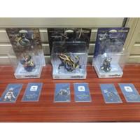Amiibo CLONE CARD Nintendo Switch Magna Dugo Felyn Monster Hunter Rise