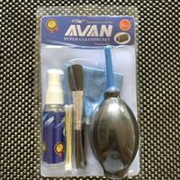 Pembersih LCD/ Monitor/ Kamera/ laptop cleaner Avan 6 in 1