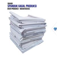 Banner Spanduk flexy 4x5 m, POLOS bekas sisa produksi gagal cetak a