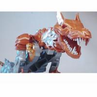 Mainan action figure transformers dinosaurus grimlock t-rex (TERMURAH)