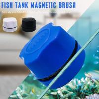 Magnetic Glass Cleaner MINI Untuk Aquarium