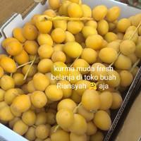 kurma muda fresh no forzen harga per/dus 4kg - 1kg
