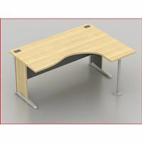 Meja Kantor/Meja Kerja bentuk L-MODERA BSD.1118-Molek_Furniture