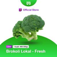 Brokoli Lokal - Bakoel Sayur Online