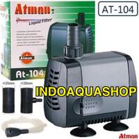 Atman At-104 Pompa Celup Air Aquarium / Kolam / Hidroponik At104