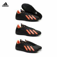Best Seller Sepatu Futsal Adidas X Sol Gerigi Terbaru - Hitam List Oren, 39