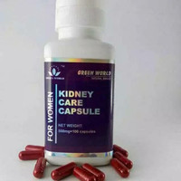 Kidney Care Capsule For Woman Green World