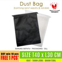 Dust Bag / Kantong Serut / Cover Sepatu & Sandal