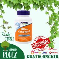 now food ultra omega 3 500 epa/250 DHA 90 softgel