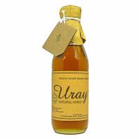 Madu Uray 100% Raw Natural Honey 330ml 450gr – Madu Hutan Alami