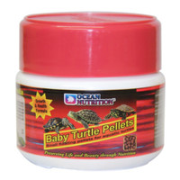 nemazaquatic ON Baby Turtle Pellets 60gr Fish Food Akuarium