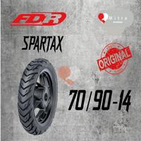 BAN LUAR FDR 70/90-14 SPARTAX TUBELESS