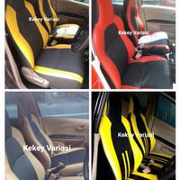 sarung jok mobil Brio RS Satya