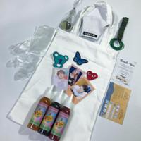 Svmmer Ink - Tie Dye Kit Tote Bag Kanvas Viral
