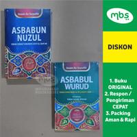 PAKET BUKU ASBABUN NUZUL & ASBABUL WURUD - IMAM AS-SUYUTHI