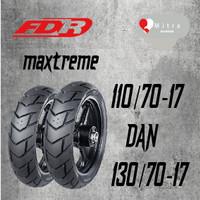 BAN LUAR FDR PAKET 110/70-17 DAN 130/70-17 MAXTREME TUBELESS