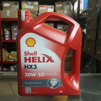 Oli Shell Helix HX3 20w/50 4L