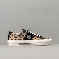 Sepatu Vans OG SID LX Leopard Marshmallow 100% ORIGINAL BNIB