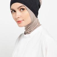 Headband Knitting Black Nw