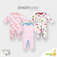 DreamWear Velvet Junior – Flowers Series