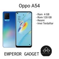 Oppo A54 Ram 4/128 GB Resmi