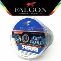 Senar Pancing PE X8 Falcon Uni Cord Connecting - Multi, Pe 3.0