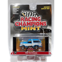 Greenlight Johnny lightning auto world Racing Champions Bronco RARE