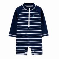 Baju Renang Bayi Sailor Striped