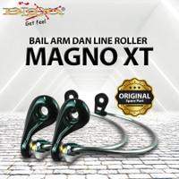 Bail Arm dan Line Roller Magno xt 3000