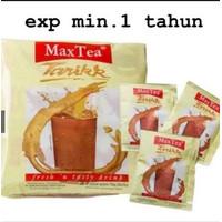 MAX TEA TEH TARIK 25 GRAM X 30 SACHET / MAXTEA