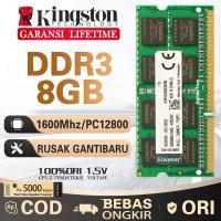 Ram laptop Kingston SODIMM 8GB DDR3 12800/ DDR3-1600 8G sodim