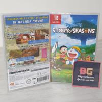 Nintendo Switch Doraemon Story of Season