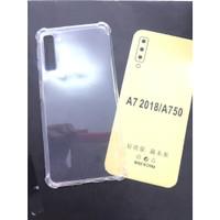 Anti Crack Samsung A7 2018 / A750 Soft Case Jelly Silicon
