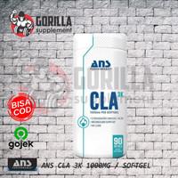 ANS CLA 3K 90 Softgel Fatburner Caps kapsul capsule Not Hydroxycut