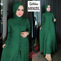 baju setelan muslim wanita dewasa celana bajugamismodern