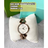 Jam tangan wanita Kate spade original ksw1527 rosegold watch