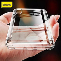 Anticrack Airbag Iphone 11 Pro Max Clear Case Tpu Original Baseus