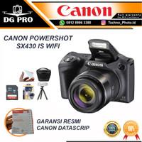 Canon PowerShot SX430 IS Wifi - Kamera Semipro sx 430