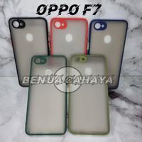 SOFTCASE OPPO F7-CASE MATTE FULL COLOR OPPO F7-BCH